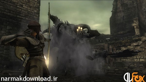 دانلود بازی Demons Souls نسخه فشرده برای کامپیوتر,دانلود بازی ایرانی,دانلود بازی با لینک مستقیم