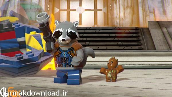دانلود بازی LEGO Marvel Super Heroes 2 برای کامپیوتر با لینک مستقیم