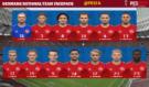 دانلود فیس پک تیم ملی دانمارک توسط BAYU برای pes 2017