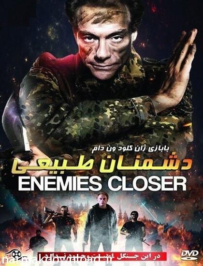 دانلود فیلم Enemies Closer 2013 دوبله فارسی با لینک مستقیم