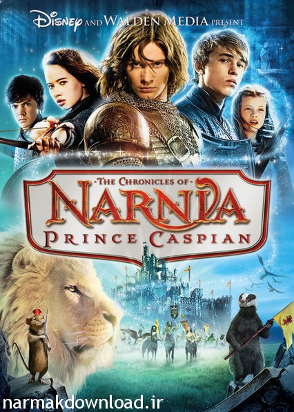 دانلود دوبله فارسی The Chronicles of Narnia Prince Caspian 2008