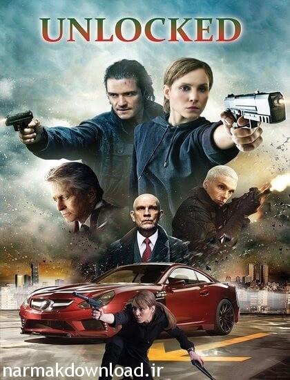 دانلود فیلم Unlocked 2017 دوبله فارسی با لینک مستقیم از نارمک دانلود