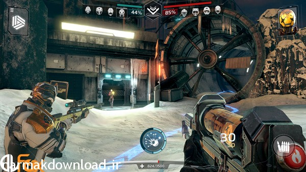 دانلود رایگان بازی Modern Combat Versus برای کامپیوتر