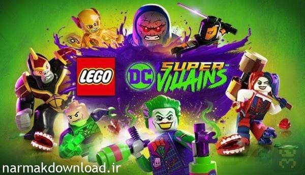 دانلود رایگان LEGO DC Super Villains برای کامپیوتر