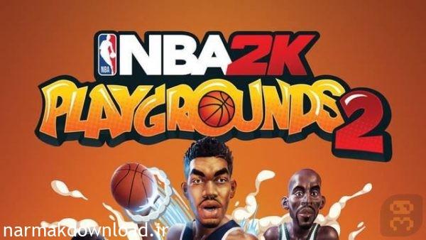 دانلود بازی NBA 2k Playgrounds 2 برای کامپیوتر