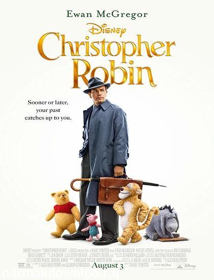 دانلود انیمیشن Christopher Robin 2018 دوبله فارسی