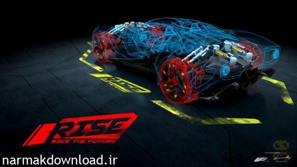 دانلود بازی Rise Race The Future برای کامپیوتر