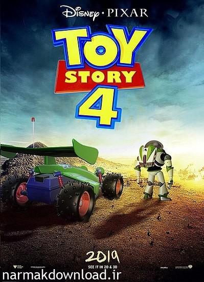 دانلود انیمیشن Toy Story 4 2019 با لینک مستقیم