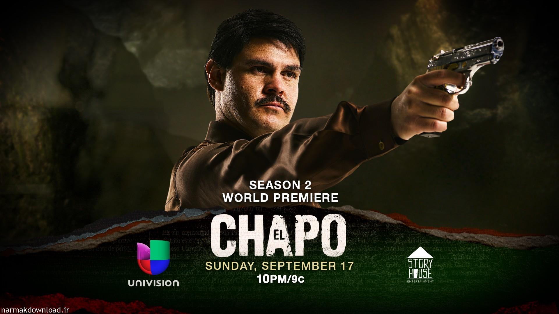 دانلود رایگان فصل دوم سریال El Chapo ال چاپو
