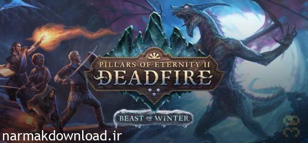 Pillars of Eternity II Deadfire,بازی,دانلود بازی