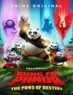 انیمیشن پاندای کونگفو کار پنجههای سرنوشت 2018 با کیفیت عالی
