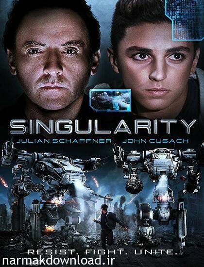 دانلود رایگان فیلم Singularity 2017 دوبله فارسی
