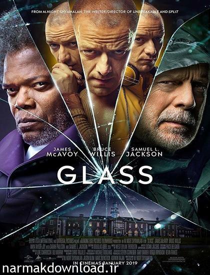 دانلود رایگان فیلم Glass 2019 با لینک مستقیم