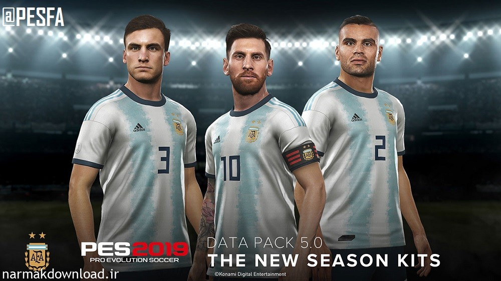 DLC V5.0 ALL IN ONE SINGLE LINK,PES 2019 DLC 5.0,PES 2019 DLC 5.0 AIO Fix For CPY Version