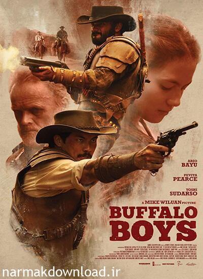 دانلود رایگان فیلم Buffalo Boys 2018 دوبله فارسی