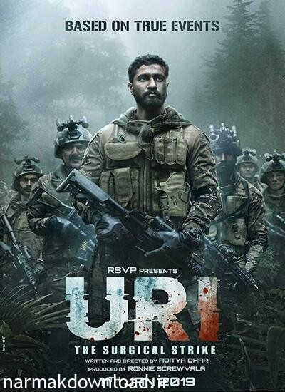 دانلود رایگان فیلم Uri The Surgical Strike 2019 دوبله فارسی
