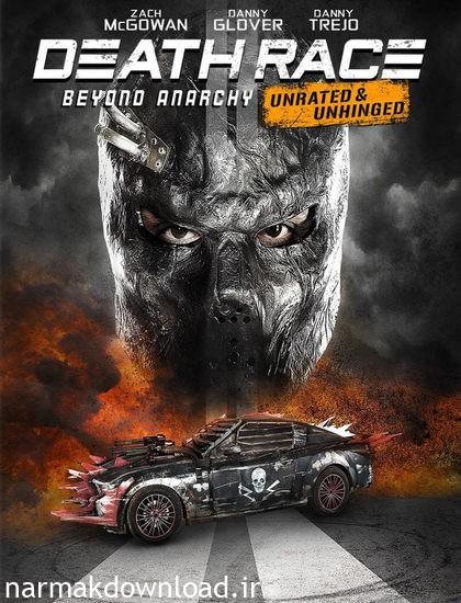 دانلود فیلم Death Race: Beyond Anarchy 2018 دوبله فارسی