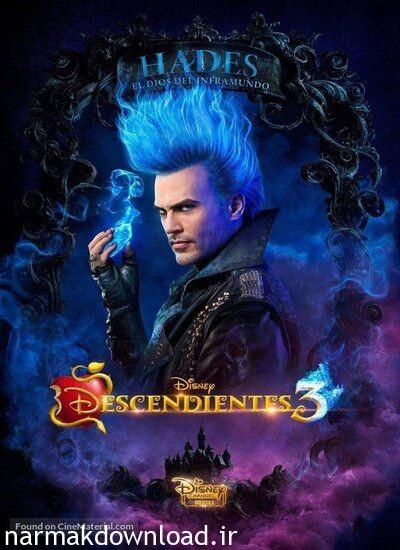 دانلود فیلم Descendants 3 2019 با لینک مستقیم
