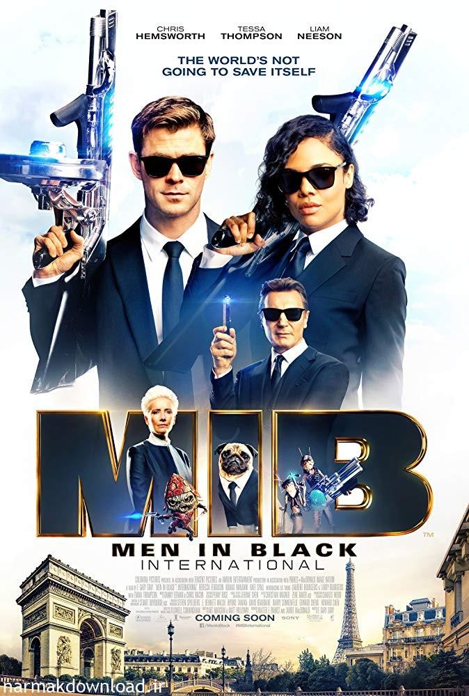 دانلود رایگان فیلم Men In Black International 2019 با لینک مستقیم