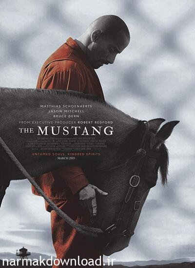 دانلود فیلم The Mustang 2019 دوبله فارسی