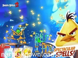 دانلود گیم Angry Birds 2