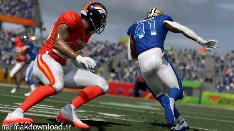 دانلود بازی Madden NFL 20 ریپک FitGirl,دانلود بازی فوتبال امریکایی 2020 برای pc,دانلود رایگان بازی Madden NFL 20