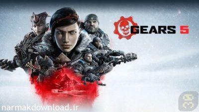 دانلود بازی Gears 5 برای کامپیوتر