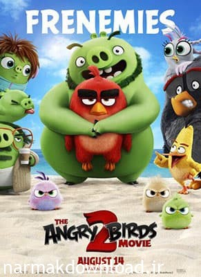 2 The Angry Birds,The Angry Birds Movie 2 2019,دانلود 2 The Angry Birds