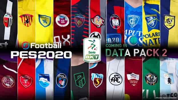eFootball PES 2020 Official Patch 1.2.0.0,دانلود دیتاپک,دانلود دیتاپک 2 برای PES 2020