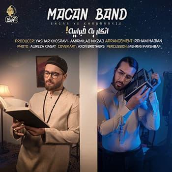 Danlod Music Jadid,Engar Ye Khabarayie,Macan Band