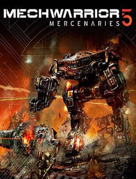 دانلود بازی MechWarrior 5 Mercenaries
