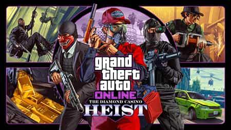 Grand Theft Auto آنلاین,GTA Online Diamond Casino Heist,اخبار GTA Online Diamond Casino Heist