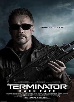 دانلود فیلم Terminator: Dark Fate 2019 با لینک مستقیم