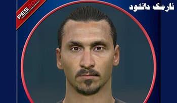 دانلود فیس Zlatan Ibrahimovic
