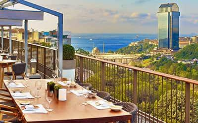 لوکس ترین و برترین هتل های ترکیه