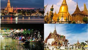 پرطرفدارترین دیدنیهای تایلند